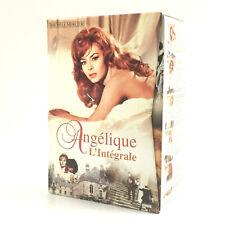 Angélique Marquise Des Anges L'intégrale Coffret 5 DVD