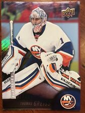 17-18 UD Tim Hortons Collectors Series #60 Thomas Greiss