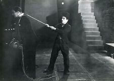 Lichter der Großstadt ORIGINAL Aushangfoto Charlie Chaplin / Virginia Cherrill