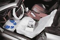 CAR1 Einweg-Fußmatten Papier
