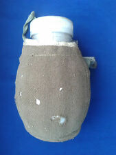 Poland - Military Canteen wz.37 in a cover produced in 1981 at the the period of