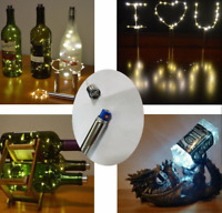 15/20LED Bottle Lights String Lights Bottle Stopper Lamp Night Light Xmas 1.5/2M