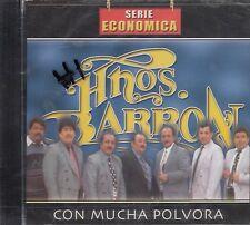 Hermanos Barron Con Mucha Polvora CD New Sealed