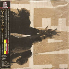 PEARL JAM, TEN, RARE AUTHENTIC LIMITED EDITION CD, JAPAN 2009, EICP-1494 (NEW)