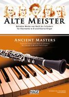 Alte Meister für Klarinette in B und Klavier/Orgel - EAN: 9783866262232
