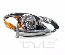 TYC NSF Right Side Halogen Headlight For Toyota Corolla S/XRS 2005-2008 Models