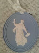 Wedgewood 2011 Jasper Annual Cameo Lady Christmas Ornament Rare