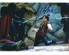 PETER GADIOT ONCE UPON A TIME IN WONDERLAND AUTOGRAPHED PHOTO SIGNED 8X10 #3