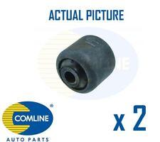 2 x NEW COMLINE FRONT CONTROL ARM BUSH PAIR OE QUALITY CRB3063