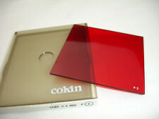 Cokin 003 RED (P003) Filter, P series, with box , Coef + 4, France Genuine