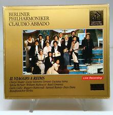 Rossini: Il viaggio a Reims  - Claudio Abbado - Sony Classical - Cofanetto CD