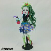 Mattel Monster High Sweet Screams Custom OOAK Reroot Lagoona Blue Doll!