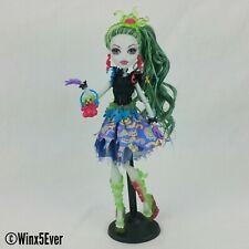 Mattel Monster High Sweet Screams Custom OOAK Reroot Lagoona Blue Doll!