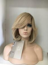 HUMAN HAIR WIGS SALE! CARRIE BY JON RENAU SHORT SLEEK STRAIGHT LACE FRONT MONO