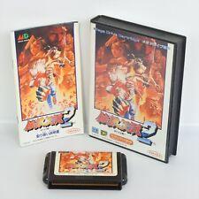 FATAL FURY 2 Mega Drive Sega 8167 md