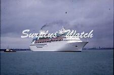 35mm Original Slide Cruise Ship Ocean Liner Majesty Of The Seas  G70