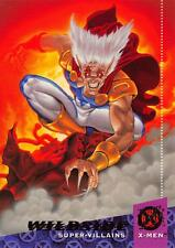 WILDSIDE / X-Men Fleer Ultra 1994 BASE Trading Card #91
