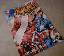 Rare Marvel The New Avengers/Fantastic Four Comic Book - REDUCED!!