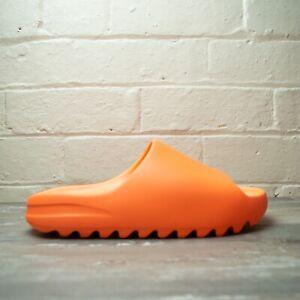 Adidas Yeezy Slides Enflame Orange GZ0953 UK 10 EU 44.5 US 10