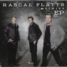 Rewind [EP] by Rascal Flatts (Cd May-2014) [4 trk] NEW