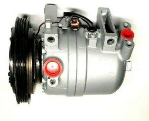 A/C Compressor Fits Nissan Frontier 99-04 Nissan Xterra 00-04 V6 3.3L OEM 67429