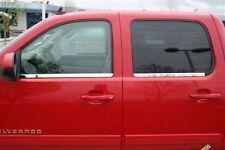 Putco Stainless Steel Window Trim 97501 2007-2014 Chevrolet
