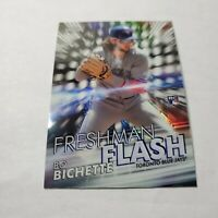 2020 Topps Chrome Bo Bichette RC Rookie Freshman Flash Insert