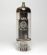Valvo / Philips PL505 / PL 505 Röhre, Beam Power Tube