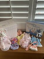 Angelina Ballerina Set - Outfits, Accessories, Doll, Mouse, Book