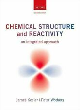 Chemical Structure and Reactivity An Integrated Approach 9780199604135