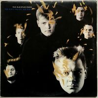 MADNESS Mad Not Mad 1985 Zarjazz/Virgin EX/VG++