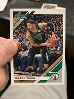 2019-20 Jayson Tatum Panini 3rd Year Donruss #14 Boston Celtics - QTY