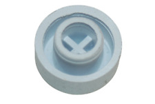 Leisure White Safety Valve plastic Button
