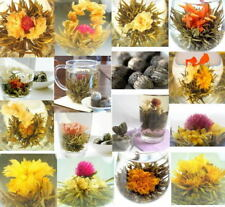 Random Mix Blooming Flowering Tea Wholesale 120 Blooms!
