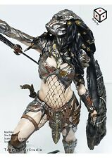 She predator Machiko Statue Resin model kit scale :1/7 (Unpainted)