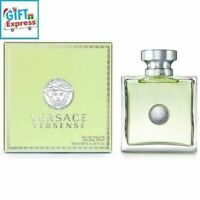 Versense By Versace 3.4 Oz EDT Spray New In Box Sealed Perfume For Women