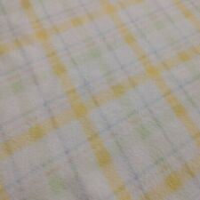 Carter's Baby Blanket Plaid Security Blankie Pastels
