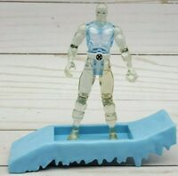 "Marvel Comics The Uncanny X-Men Iceman Action Figure 5"" Toy Biz Vintage 1993"