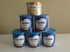 Similac Advance Formula 12.4 Oz lot of 5 + Bonus sample Pro-Sensitive