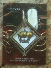 2011 Comic Con Tudors Mirror prop card exclusive TKM