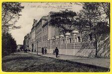 cpa Pocztowka POLOGNE POLSKA LODZ SUCCURSALE BANQUE IMPÉRIALE BANKU PANSTWA 1911