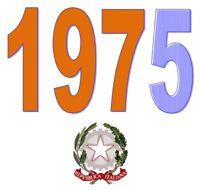 ITALIA Repubblica 1975 Singolo Annata Completa integri MNH ** Tutte le emissioni