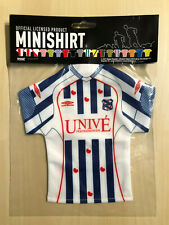 SC Heerenveen Fussball Trikot fürs Auto - Mini-Trikot Kit Holland Minishirt #053