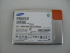 "2.5"" 128GB Solid State Hard Drive  GOOD WORKING, SAMSUNG MZ7PA128HMCD-010H1"