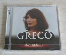 CD ALBUM BEST OF MASTER SERIE VOL.1 JULIETTE GRECO 16 TITRE 2003 NEUF SOUS CELLO