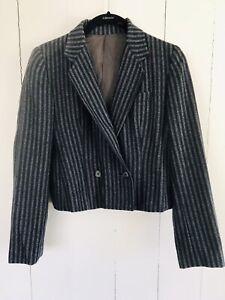 Wool Blazer Sz S