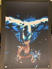 Venom by Jock ARTIST SIGNED 24x36 Grey Matter Art Print 96/125 Thunderbolts 127