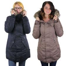 Abrigos y chaquetas de mujer Parka de poliéster