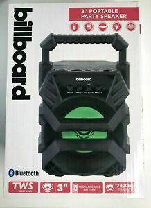 Billboard Portable Speaker