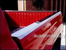BED RAIL CAPS FITS CHEVY C/K TRUCK LONG BED 73-87 Mirror Stainless Steel SET/2